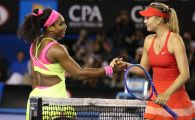 Urmeaza SOCUL! Serena - Sharapova, in optimile de la Roland Garros! Americanca a obtinut o noua victorie categorica