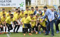 Viitorul a facut scor cu Dinamo si a castigat campionatul la U19! Jucatorii crescuti de Hagi vor reprezenta Romania in YouthLeague