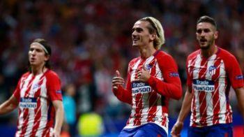 SOC in Spania! Barcelona risca o suspendare uriasa din cauza lui Griezmann! Si jucatorul ar putea fi pedepsit