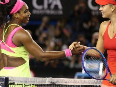 Serena Williams, replica de LADY pentru Maria Sharapova. Ce a putut sa scrie rusoaica in cartea ei despre Serena