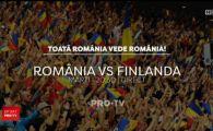 Romania - Finlanda, marti la PRO TV! A doua casa pentru Contra: stadionul pe care a debutat si arena pe care jucam primul meci din UEFA Nations League