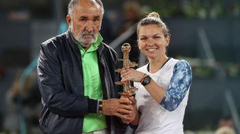 """SIMONA HALEP, ROLAND GARROS   Ion Tiriac pariaza pe Simona la castigarea turneului: """"E un fenomen, dar are o problema!"""""""