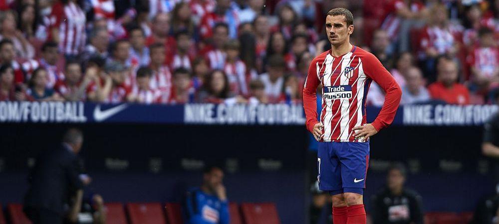 Decizia URIASA anuntata de spanioli! Ce i-a anuntat Griezmann pe cei de la Atletico dupa oferta primita de la Barca