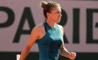 SIMONA HALEP - ELISE MERTENS Roland Garros | Simona se califica in sferturi dupa un meci PERFECT in care a distrus-o pe Mertens in mai putin de o ora