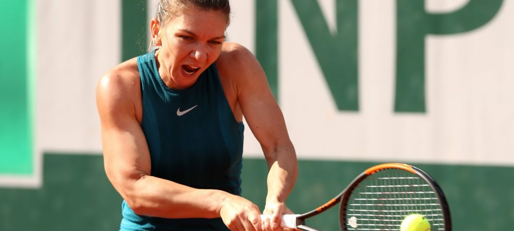 Simona Halep, INFERN pana la finala Roland Garros! Cum arata tabloul cu Serena Williams, Sharapova si Wozniacki