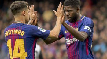 "OFICIAL! Barcelona a anuntat ca Umtiti a semnat noul contract: ""Nu puteam pleca, e casa mea aici!"" Clauza halucinanta"