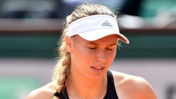 Wozniacki, FARA REPLICA dupa infrangerea cu Kasatkina de la Roland Garros! Cum motiveaza eliminarea din optimi