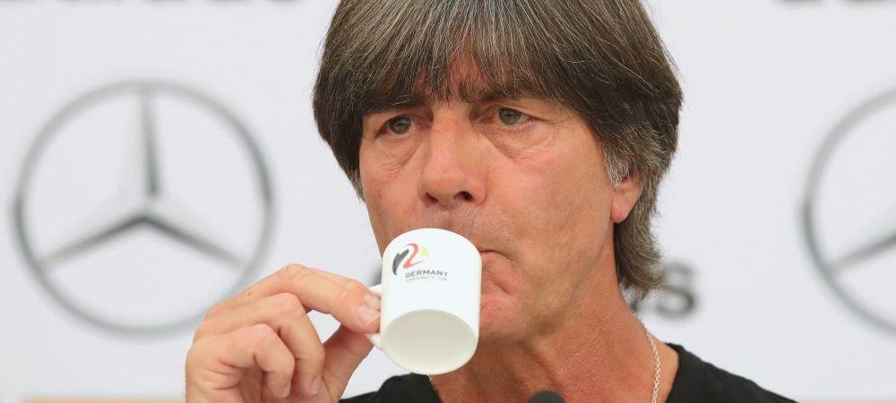 Explicatiile lui Low dupa ce l-a exclus pe Sane din lotul de Mondial al Germaniei. Cum a luat decizia-soc