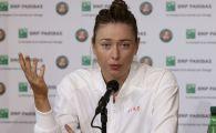 """Reactia Sharapovei dupa ce a ratat duelul cu Serena Williams: """"Sunt dezamagita!"""" Mesaj pentru americanca"""