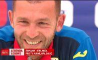 "Golul pe care Lobont nu-l va uita toata viata: ""Asa am intrat si eu la CNN!"" Romania - Finlanda, marti, ora 20:30, in direct la ProTV"