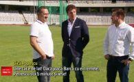 """Liderii """"Generatiei de Aur"""" vor sa micsoreze terenul de pe ClujArena! Ca sa alerge mai putin dupa legendele Barcelonei :)"""