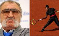 Ion Tiriac nu s-a mai abtinut si a atacat-o pe Serena Williams dupa cele intamplate la Roland Garros! Ce a spus fostul mare jucator