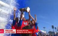 "Romanii vor sa ia din nou titlul mondial la turneul lui Neymar! Cei mai buni din tara joaca la ""Neymar Junior's Five"" sambata, de la 11:00, la PRO X"