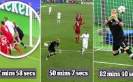 Motivul gafelor lui Karius din finala cu Real! Portarul lui Liverpool a suferit o COMOTIE cu 2 minute inainte de primul gol! Gestul lui Ramos care nu a fost vazut de arbitru