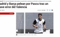 Anuntul zilei in Marca: Real si Barcelona se bat pe Pascu! Pustiul SENZATIE care poate ajunge GRATIS la uriasii din Spania