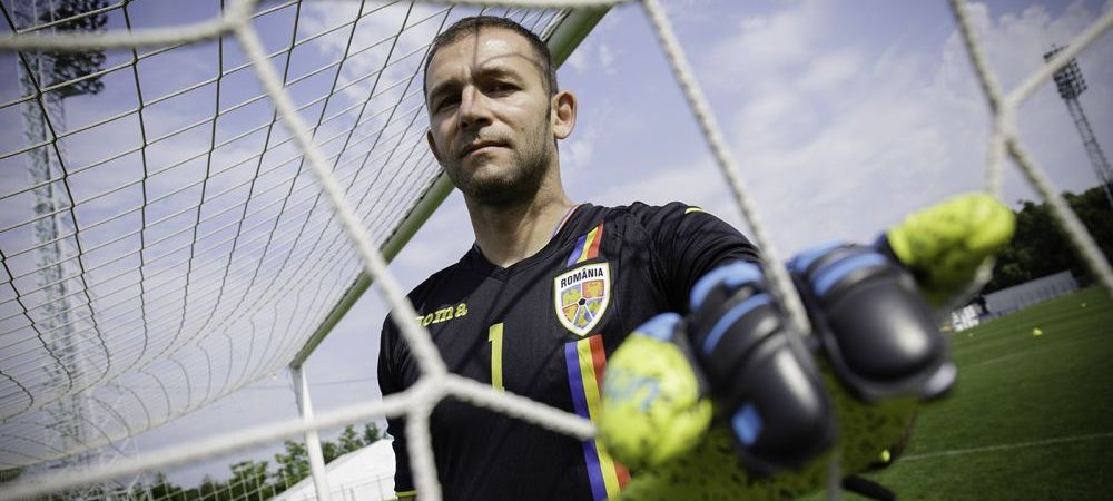 Romania - Finlanda, 20:30, PROTV | Moment EMOTIONANT pe Ilie Oana: Lobont se retrage dupa 20 de ani LIVE pe www.sport.ro!