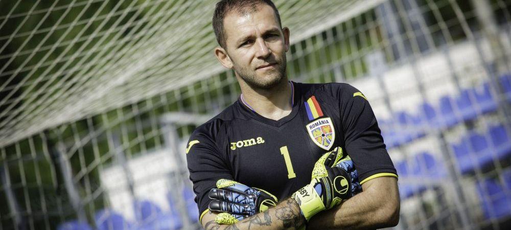 Romania - Finlanda, 20.30, PRO TV | Gest superb pentru Bogdan Lobont inainte de meciul de retragere de la nationala! Abia a fost anuntat