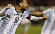 Transfer SURPRIZA pentru Barcelona! Messi l-a propus dupa ce a impresionat la antrenamentele Argentinei dinaintea Cupei Mondiale