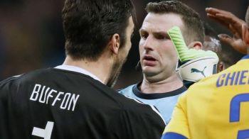 Suspendare pentru Buffon, dupa protestele din sferturile Champions League. Ce au decis cei de la UEFA