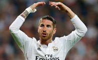 """PRIMA REACTIE a lui Sergio Ramos dupa ce a fost MASACRAT de intreaga lume: """"Mai lipseste ca Firmino sa spuna ca a racit pentru ca am transpirat pe el"""""""