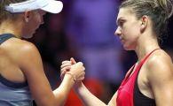 """Wozniacki nu crede in Halep. Cine este favorita danezei la Roland Garros: """"Are potential, se misca excelent, loveste bine. Poate castiga turneul!"""""""