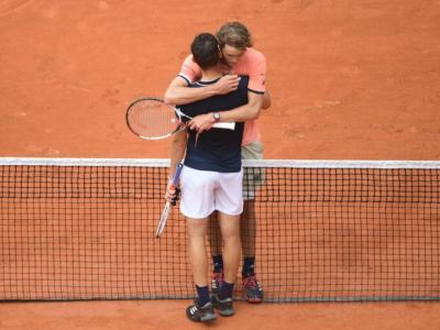 Roland Garros | Favoritul numarul 2 a fost eliminat in sferturi. Cum arata tabloul masculin