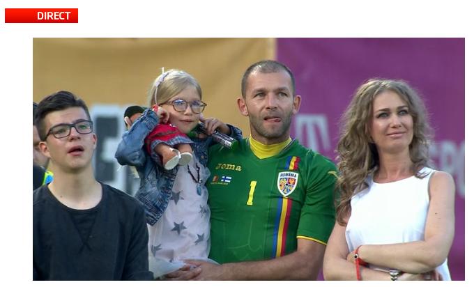 ACUM LIVE pe www.sport.ro de la Ploiesti: Festivitatea de retragere a lui Bogdan Lobont