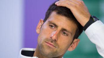 ULTIMA ORA | Djokovic, OUT de la Roland Garros. Italianul Cecchinato a produs surpriza pe tabloul masculin