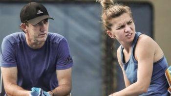 """""""O, Doamne! O, Doamne! NU SE POATE"""" Reactia lui Darren Cahill dupa unul dintre marile socuri de la Roland Garros"""