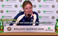 """""""O sa ne prinda noaptea pe teren!"""" Kerber promite un meci maraton cu Simona Halep. Batalia pentru semifinalele de la Roland Garros este miercuri, 15:00, LIVE PE WWW.SPORT.RO"""