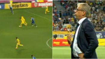 VIDEO | Reactia fabuloasa a selectionerului Finlandei dupa faza la care Budescu a incercat sa dea gol de la 40 de metri