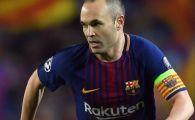 """DECIZIE importanta a lui Iniesta dupa despartirea de Barcelona: """"Nu exclud sa continuu"""""""