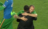 Primele oferte primite de Lobont dupa retragerea din fotbal! Anuntul facut de Cosmin Contra la finalul meciului cu Finlanda