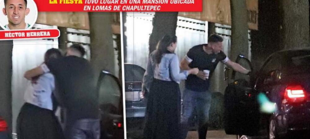 """Scandal incredibil inainte de Mondial! Jucatorii unei nationale au angajat 30 de escorte pentru o """"orgie de 24 de ore""""!"""