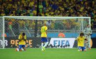 Brazilienii vor sa stearga din memorie DEZASTRUL cu Germania! Suma incredibila cu care se vinde plasa portii de la acel meci