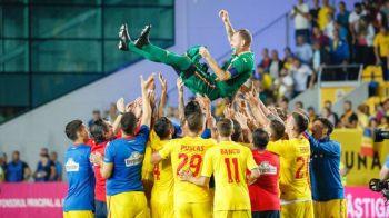 Unde se joaca meciurile cu Muntenegru si Serbia, din Nations League. Anuntul FRF