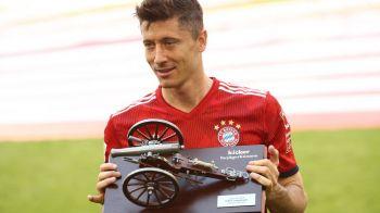Bayern i-a stabilit pretul lui Lewandowski, dupa ce polonezul i-a anuntat pe sefi ca vrea sa plece