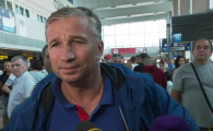 """""""Am cerut tot numai sa refuze!"""" Petrescu s-a intors azi in Romania! Anuntul pe care l-a facut pe aeroport"""