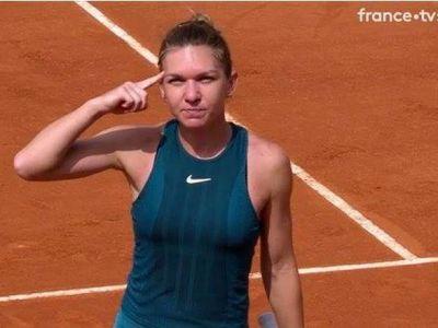 VIDEO: Salutul romanesc la Roland Garros! Asta e imaginea care ramane in istorie