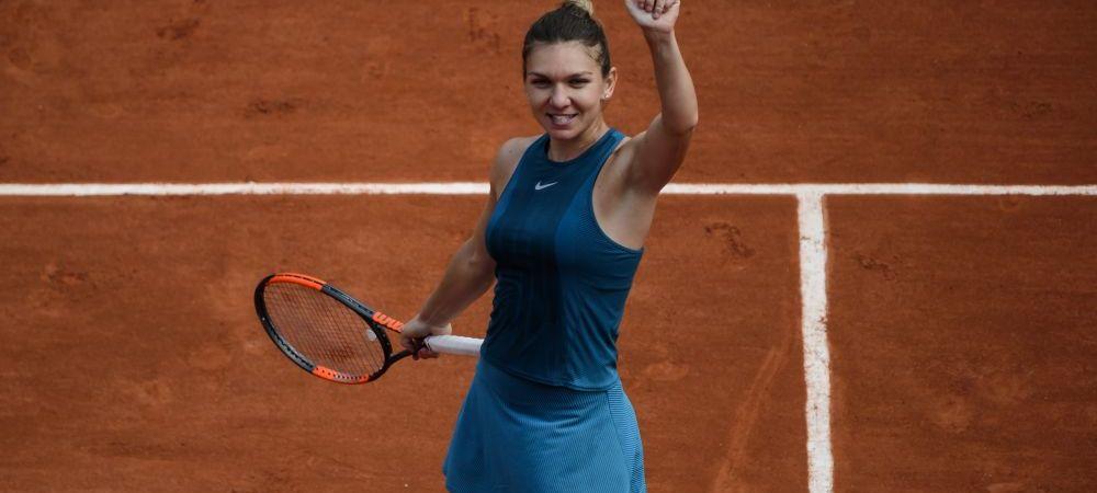 Suma COLOSALA pe care si-a asigurat-o Simona odata cu accederea in semifinala Roland Garros
