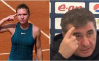 """Simona: """"Cooocooo!"""" :) Cum a ajuns Halep sa faca gestul victoriei la Roland Garros! Explicatia sta intr-o declaratie a lui Hagi"""