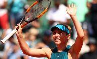 SIMONA HALEP - GARBINE MUGURUZA 6-1 6-4 | Calificare PERFECTA dupa ce a demolat-o pe Muguruza! Finala Roland Garros SE VEDE LA PRO TV