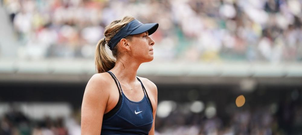 "Maria Sharapova REACTIONEAZA dupa ce Serena Williams i-a criticat autobiografia: ""Ar fi fost foarte ciudat pentru mine"""