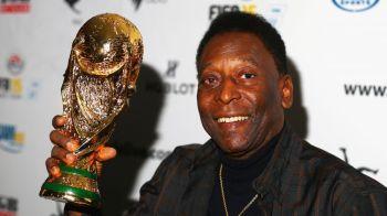 """PRONOSTICUL lui Pele pentru Cupa Mondiala. Cine va castiga trofeul in Rusia: """"Ingrijorarea mea vine dintr-un singur lucru"""""""