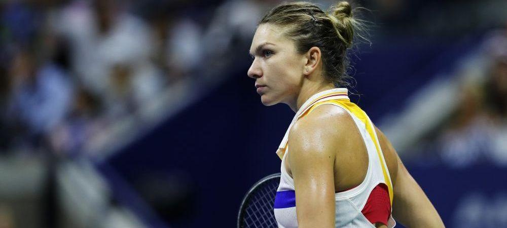 Simona Halep a schimbat tactica! Inceput PERFECT de meci pentru liderul mondial: diferenta uriasa comparativ cu partida contra lui Kerber