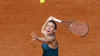 """Simona Halep a UIMIT lumea in primul set cu Muguruza: """"I-a dat campioanei de la Wimbledon o lectie!"""""""