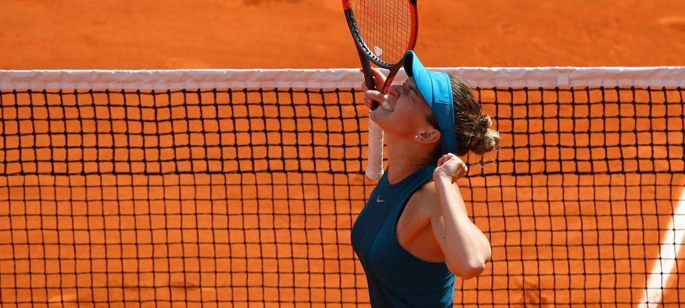 """Simona Halep: Fantastique, exceptionnel, extraordinaire, magnifique!!!!!"" Caramavrov, dupa calificarea fabuloasa a Simonei Halep in finala Roland Garros"