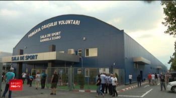Gabriela Szabo a inaugurat o sala de sport la Voluntari! 5 milioane de euro a costat sala ce ii poarta numele