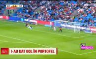 Si batut, si cu banii luati! Penedo a patit-o la ultimul amical al nationalei: portarul lui Dinamo nu va uita prea curand aventura din Suedia