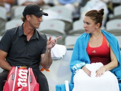Reteta unei calificari fabuloase! Ce faceau Simona Halep si Darren Cahill la 03:00 dimineata, inaintea semifinalei cu Muguruza
